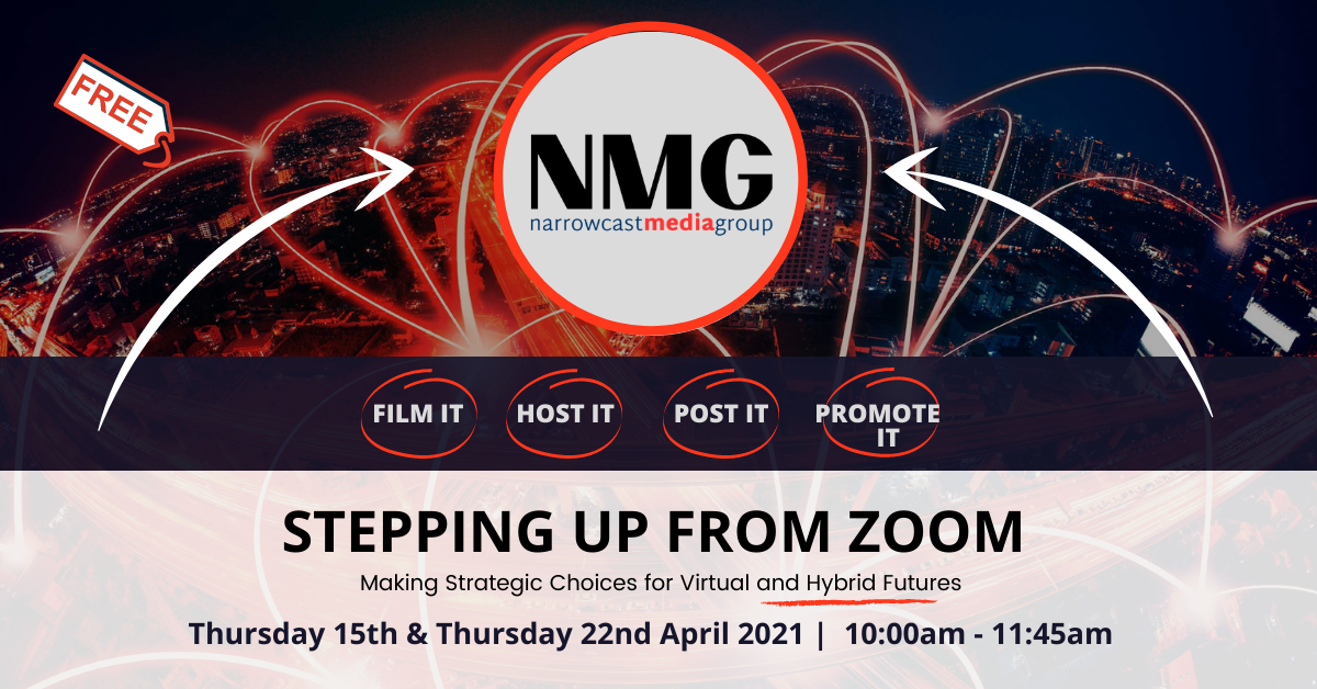 Stepping Up From Zoom | Free Masterclass
