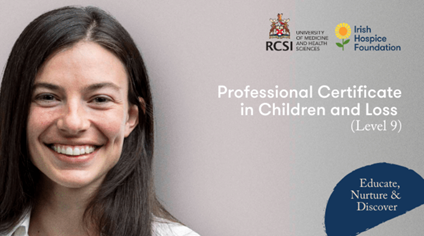 Professional Certificate in Children and Loss